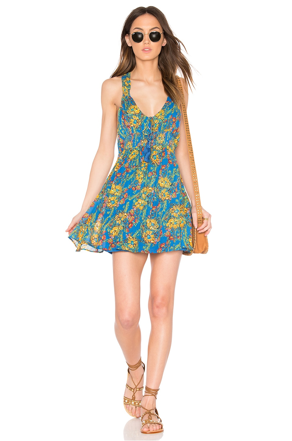 Washed Ashore Mini Dress by Free People