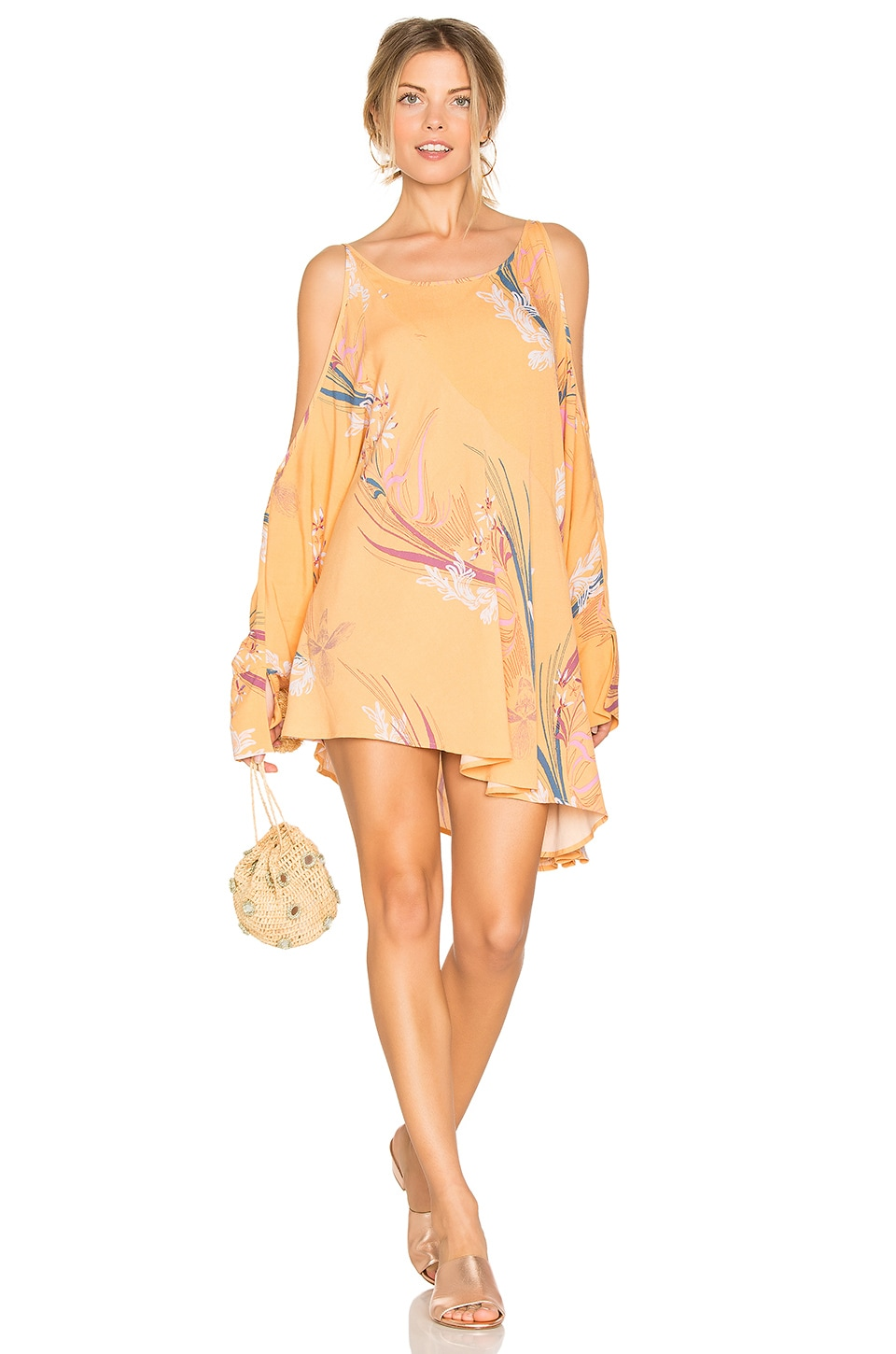 Clear Skies Printed Tunic by Free People