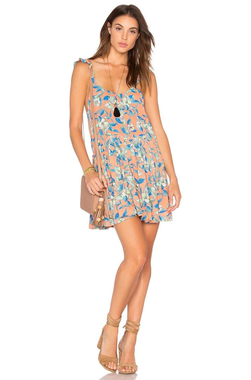 Dear You Mini Dress by Free People