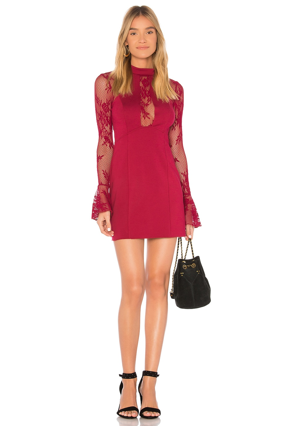 It's Now or Never Mini Dress by Free People