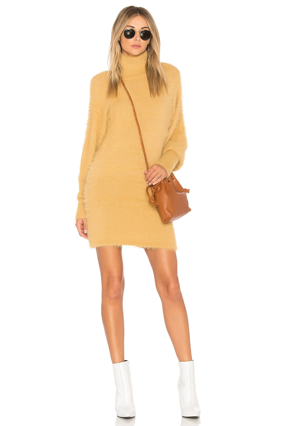 Honey Mini Sweater Dress
