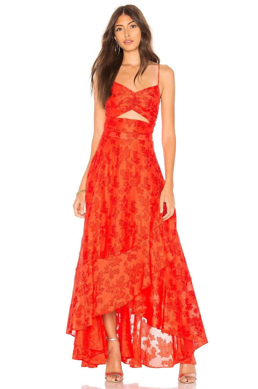 Buona Sera Maxi Dress
