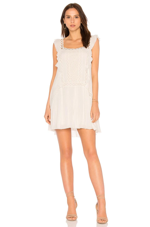 Free People Priscilla Dress in White