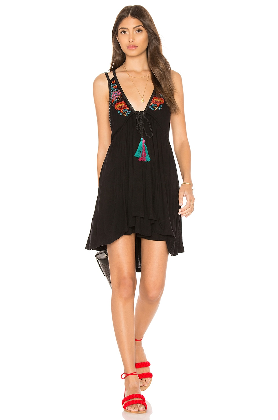 Lovers Cove Mini Dress by Free People