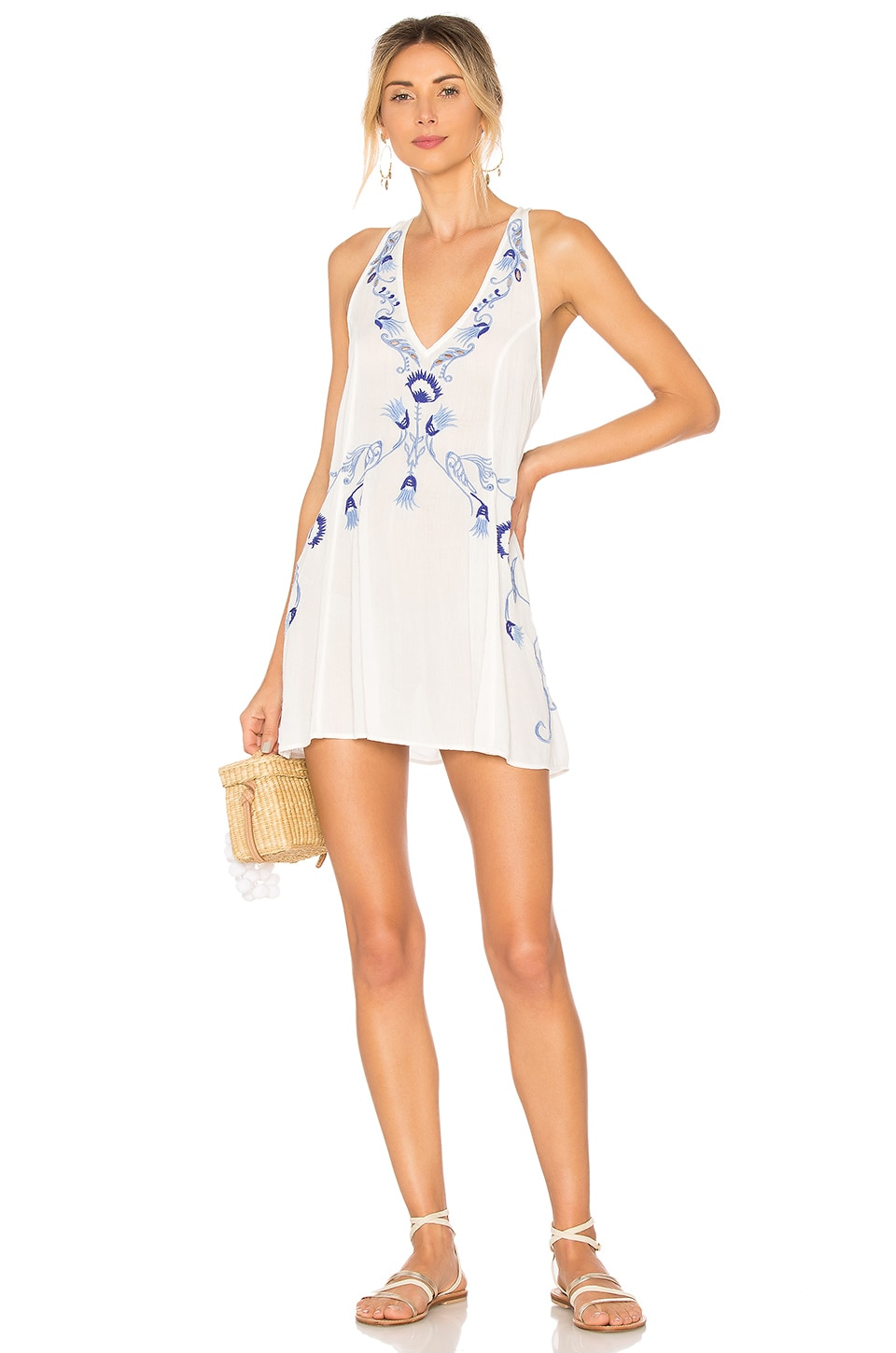 Adelaide Festival Slip Dress