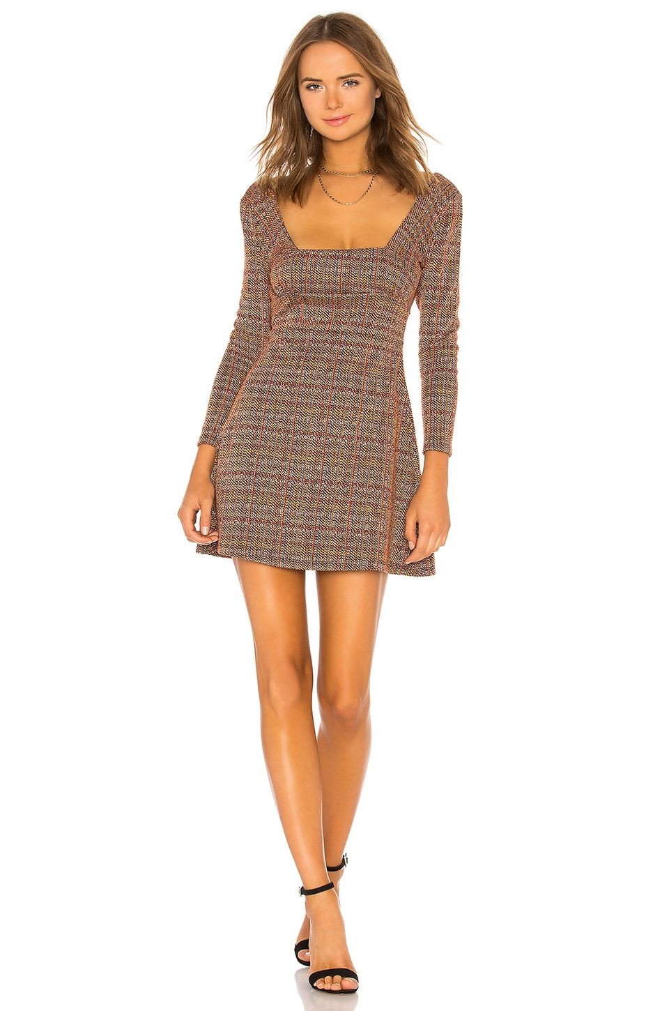 Uptown Girl Mini Dress