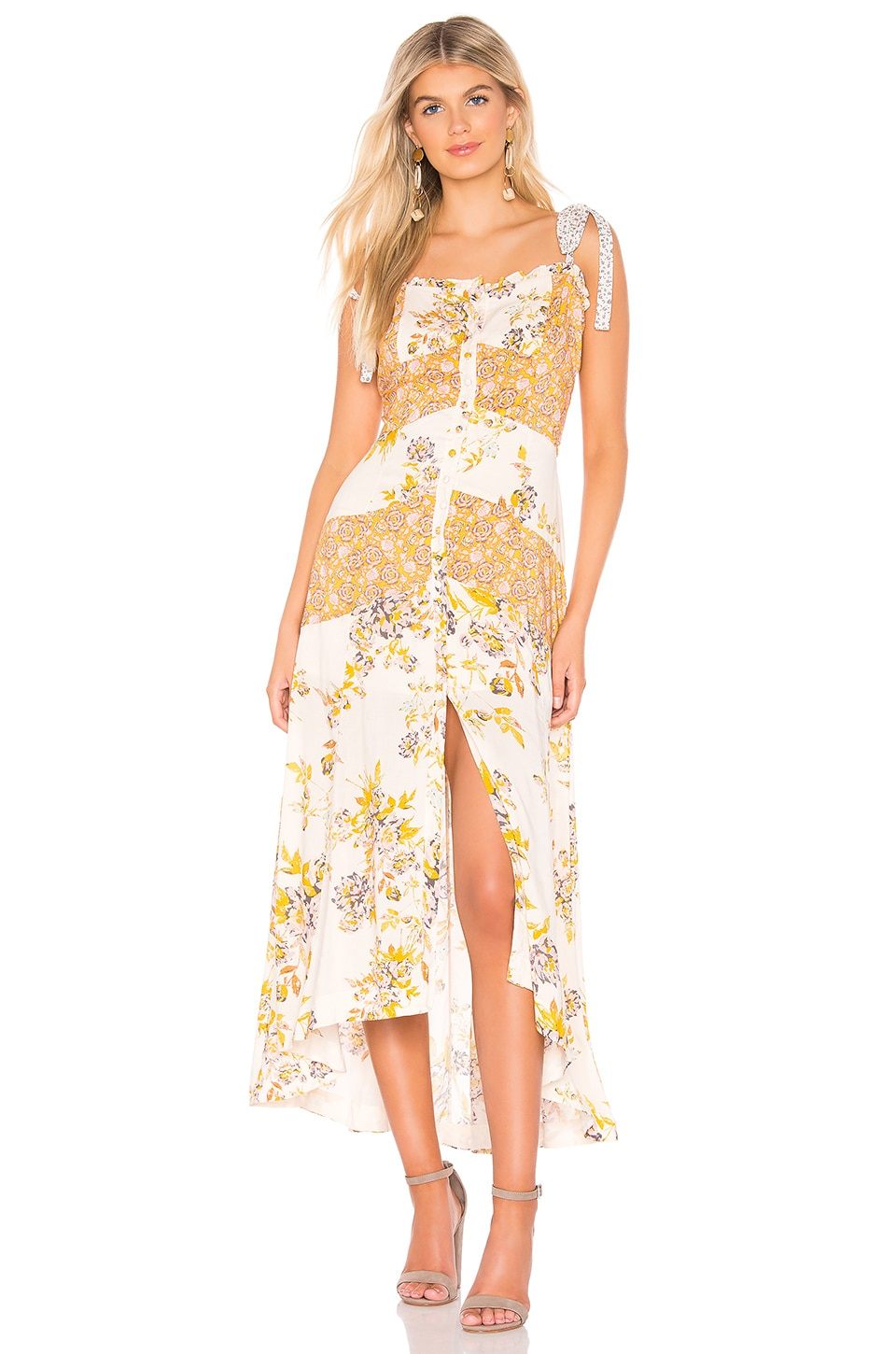 Free People МАКСИ LOVER BOY