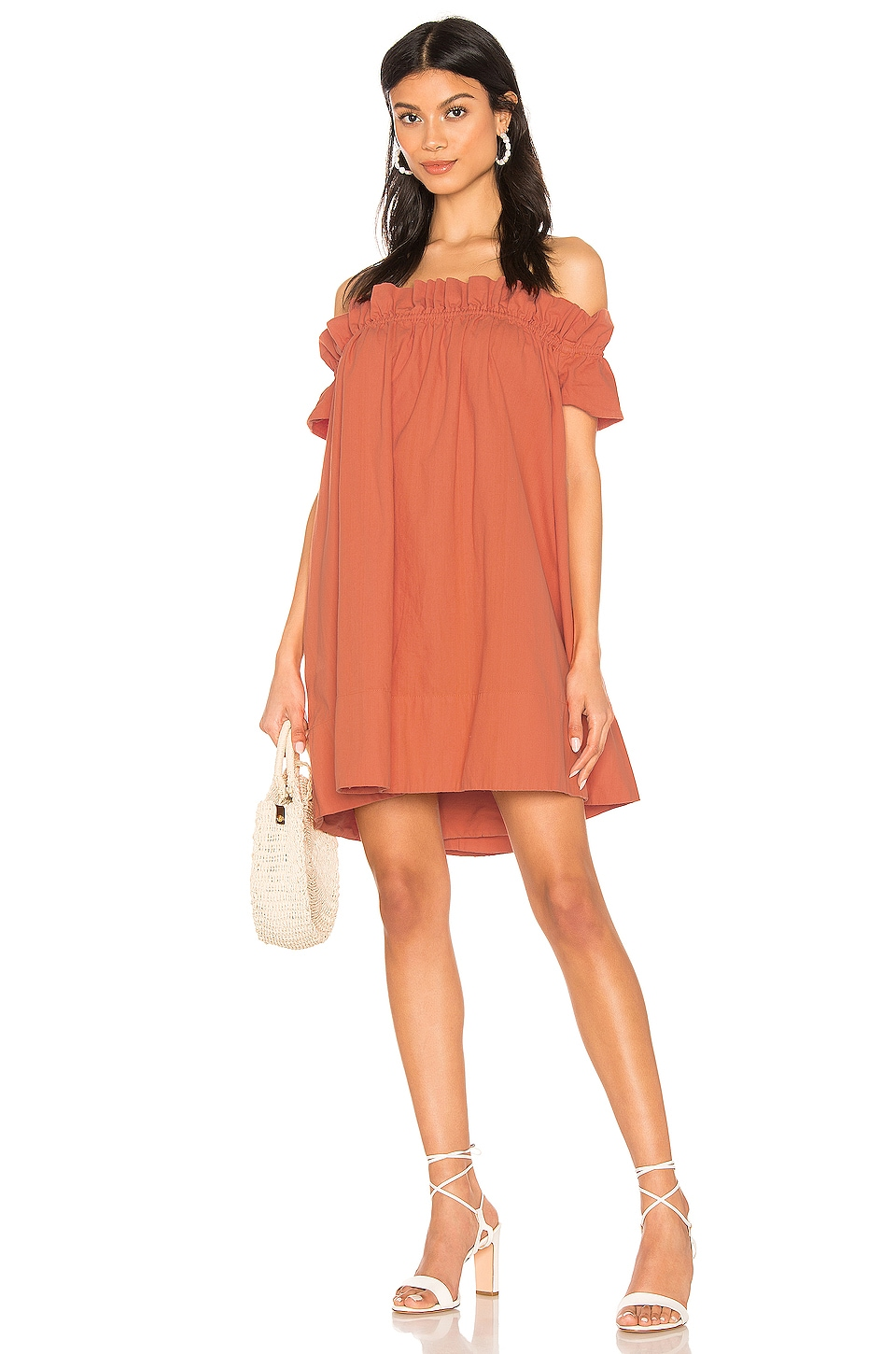 Free People Sophie Dress in Perpetual Sunset