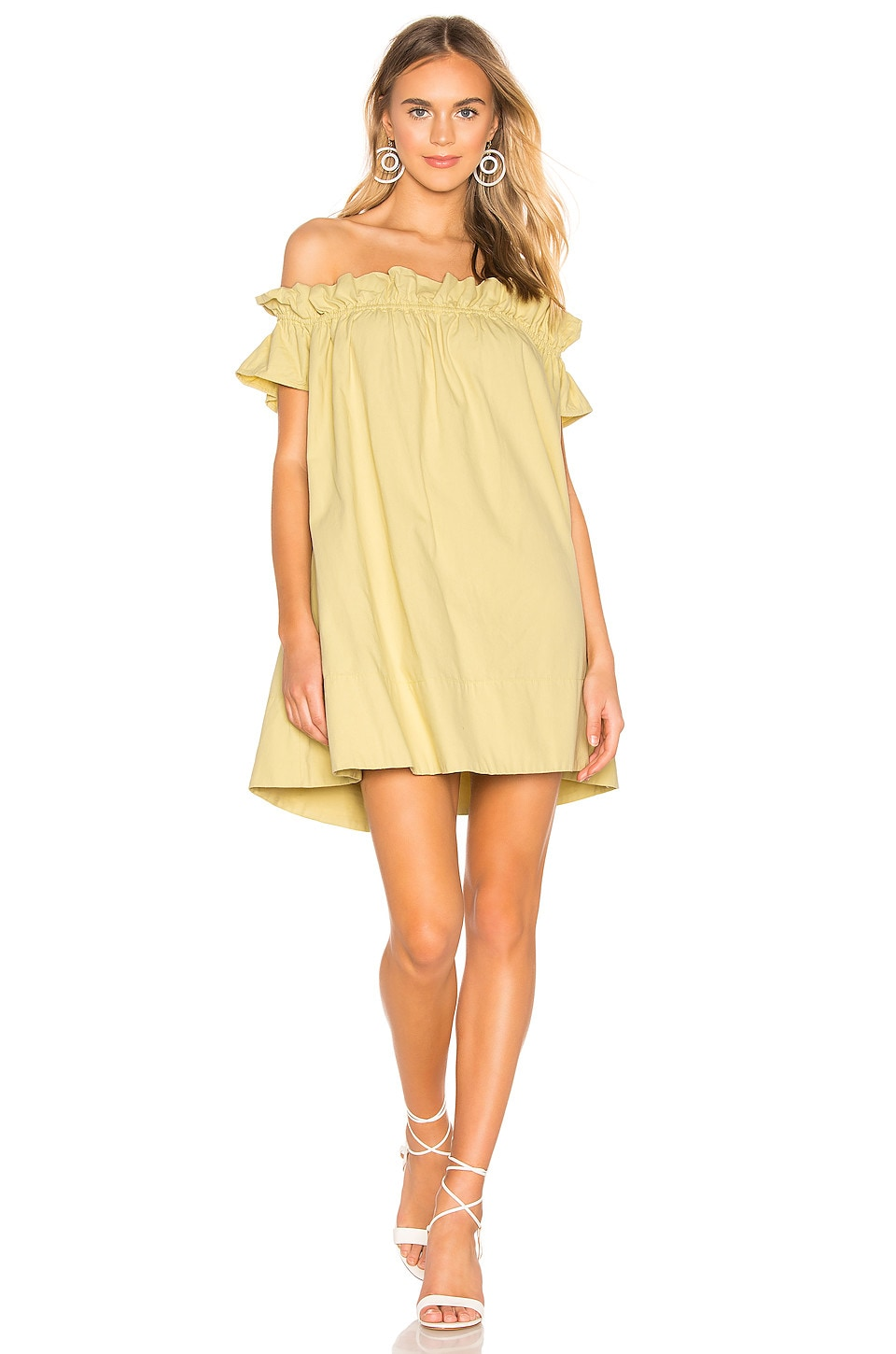 Free People Dresses FREE PEOPLE SOPHIE DRESS IN YELLOW.