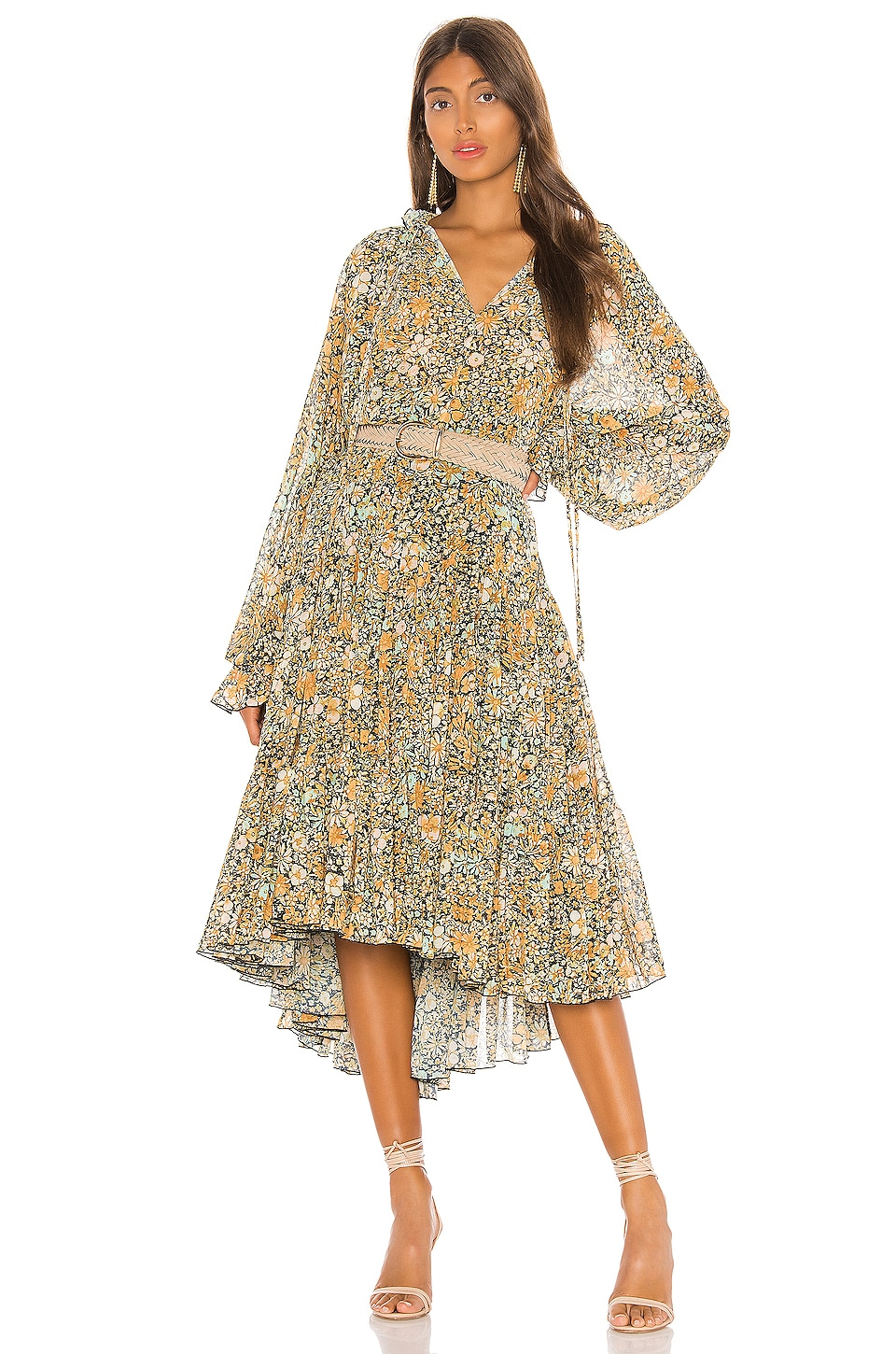 Free People ROBE FEELING GROOVY