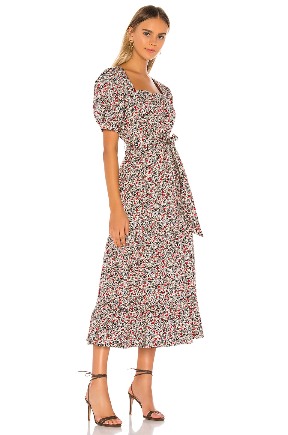 Heartlands Maxi Dress, view 2, click to view large image.