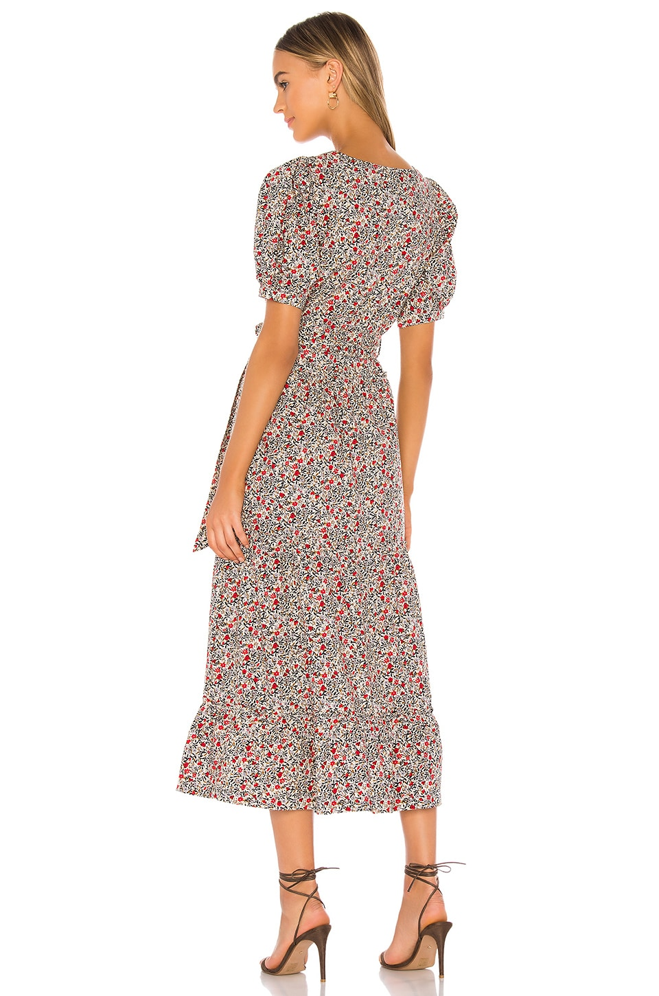 Heartlands Maxi Dress, view 3, click to view large image.