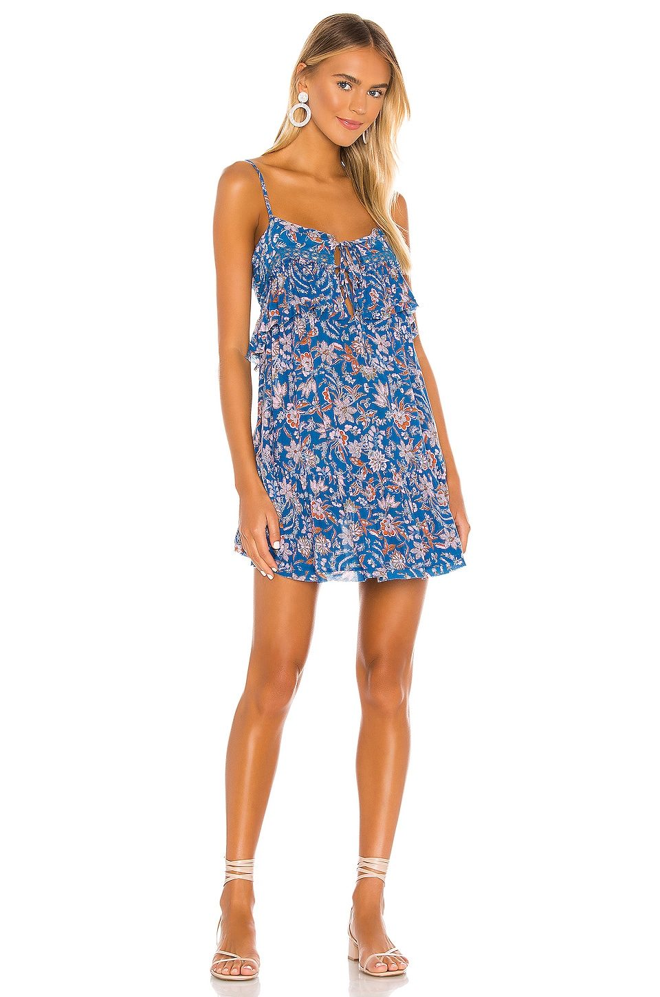 Take Me With You Ruffle Dress             Free People                                                                                                       CA$ 139.34 1