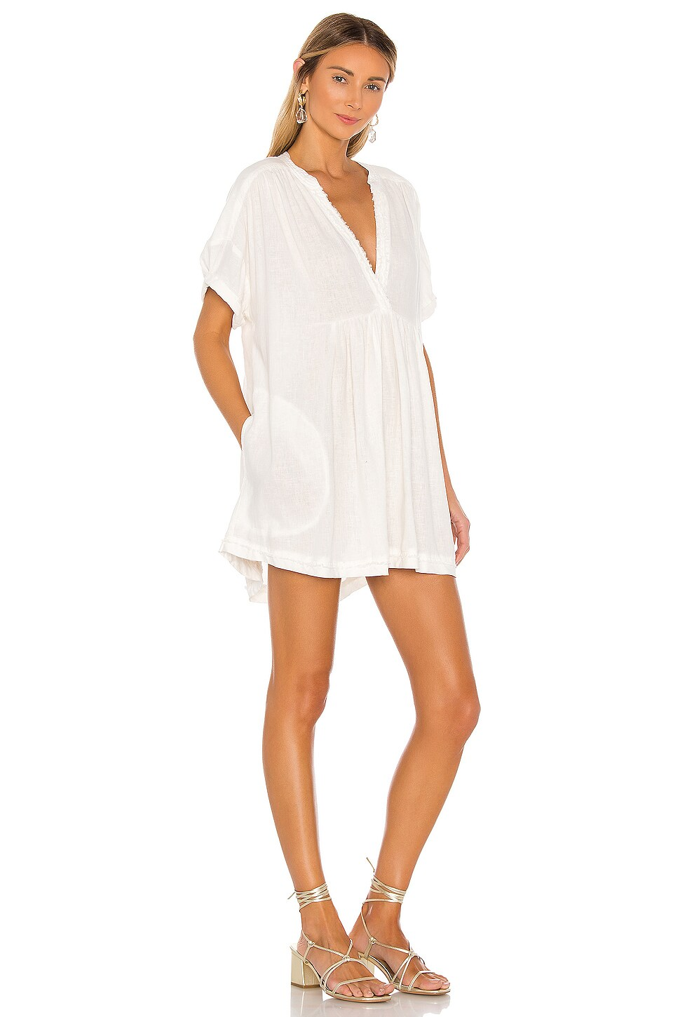 Getaway With Me Tunic, view 2, click to view large image.