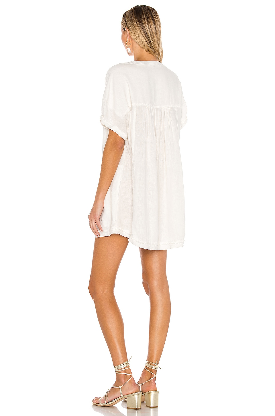 Getaway With Me Tunic, view 3, click to view large image.