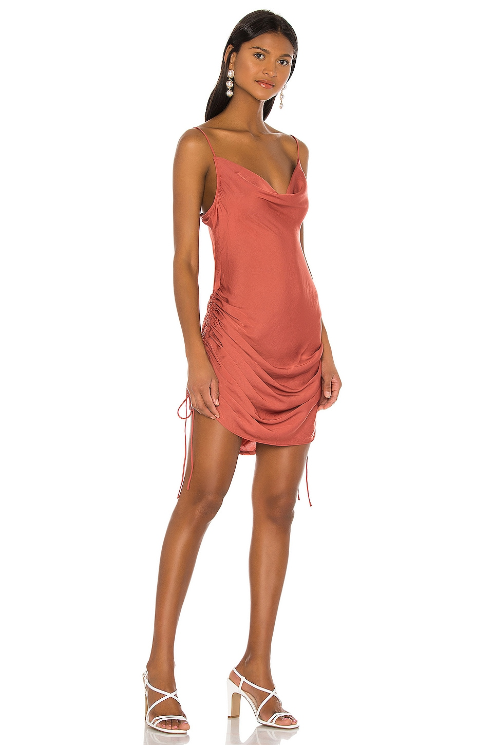 Day To Night Slip Dress, view 2, click to view large image.
