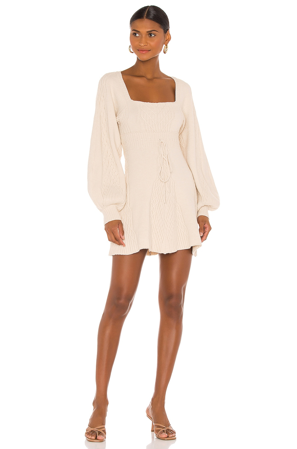 Free People Emmaline Mini Dress In Evening Cream Revolve Check out the latest mini dresses at revolve which we offer in a variety of colors. free people