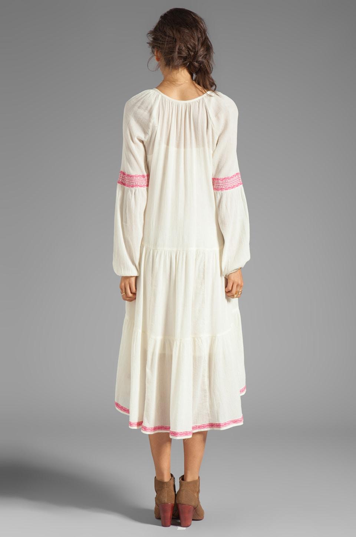 Free People Light Heart Dress in Tea Combo
