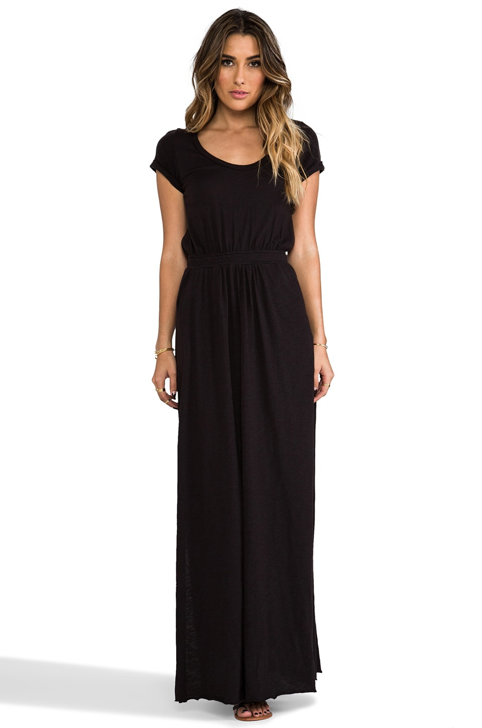 Free People Andrina's Dress in Black