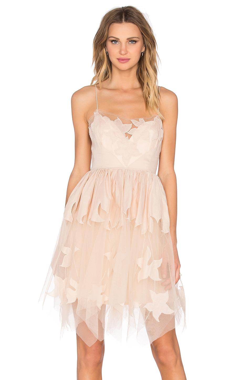 Free People Gossamer Dress in Pearl