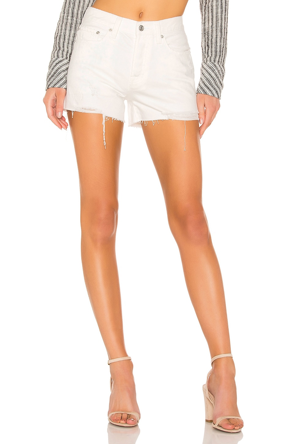 Free People Sofia Short en White