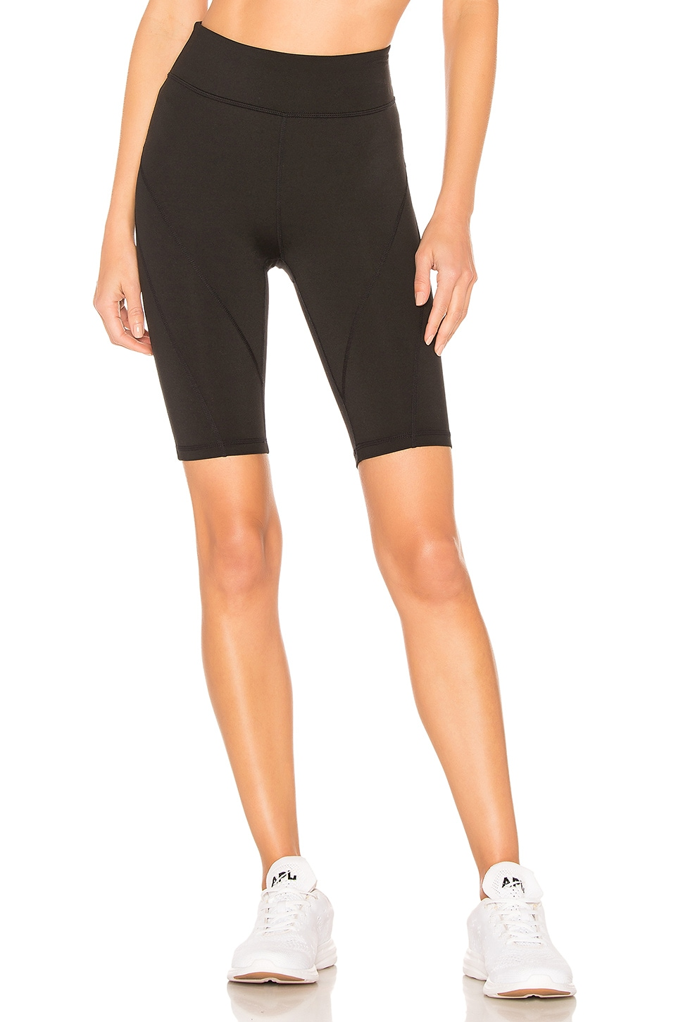 Free People X FP Movement Biker Baby Short in Black