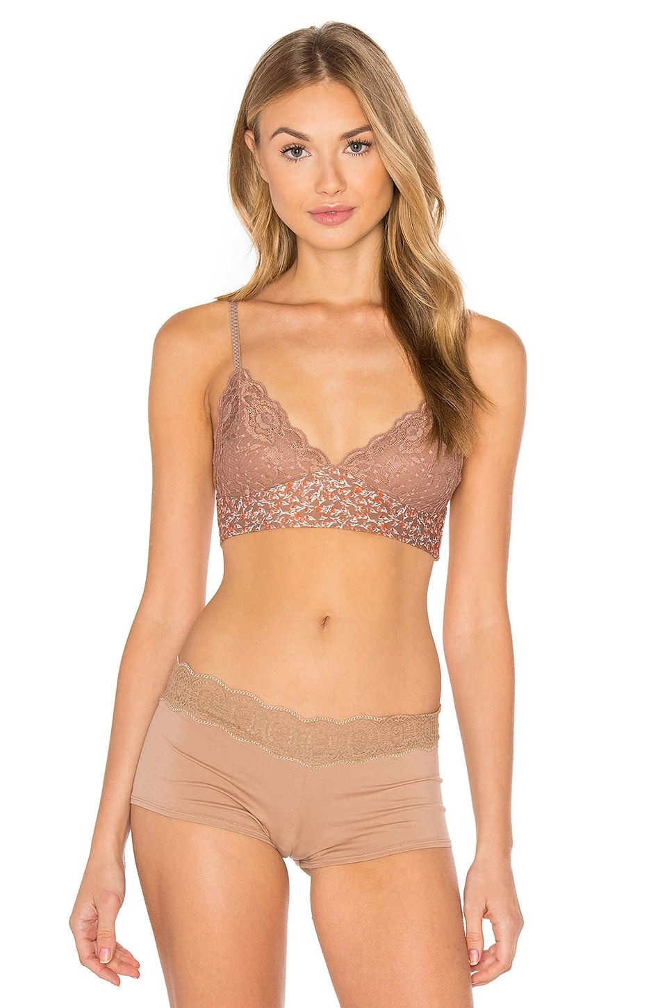 Hold the Line Soft Bra by Free People