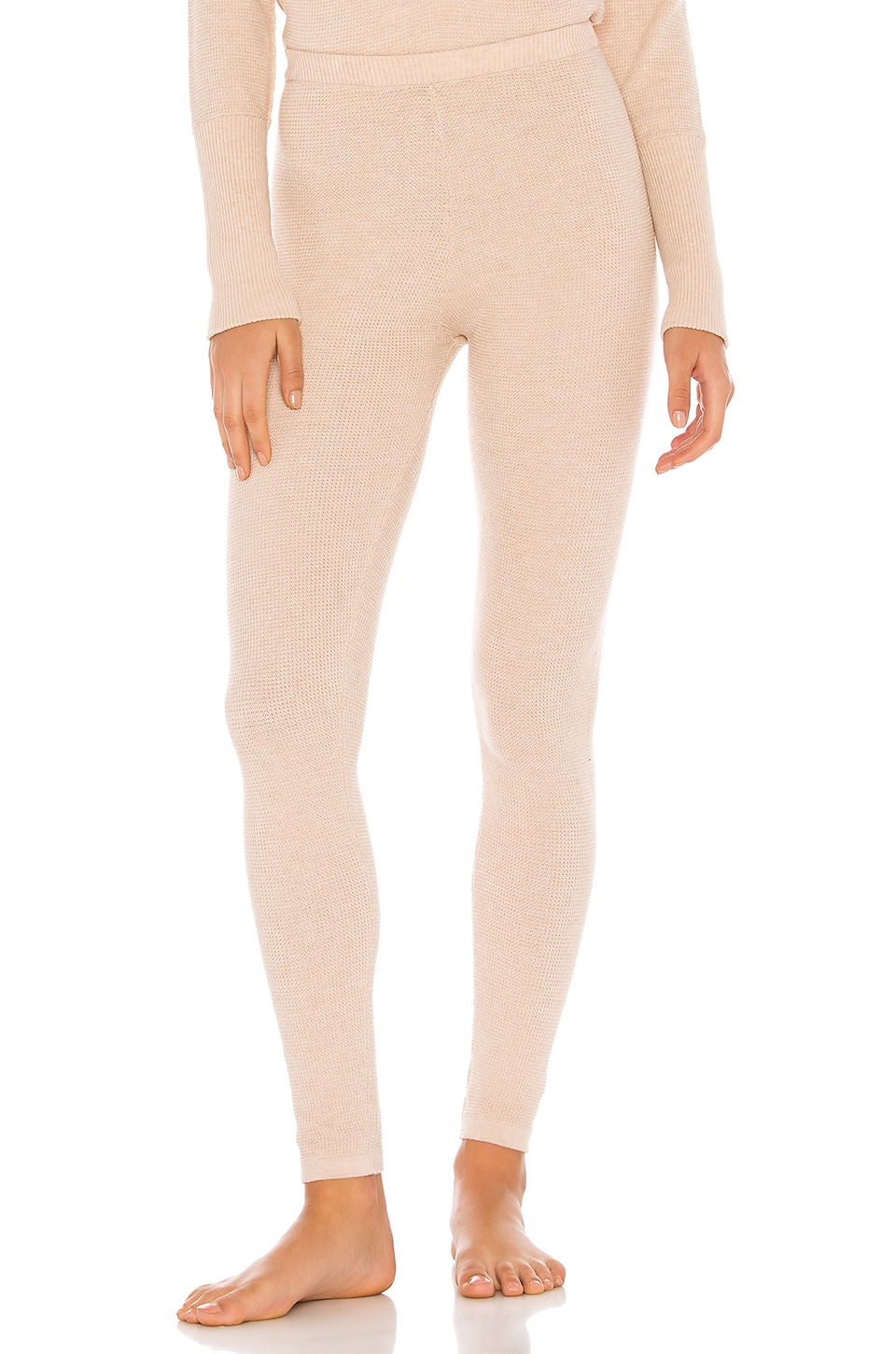 Free People Think Thermal Legging in Neutral