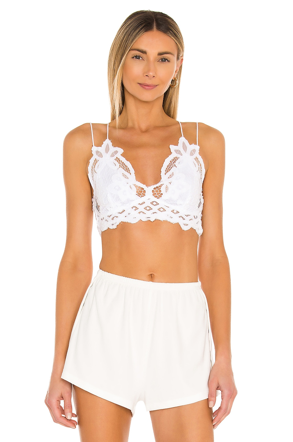Adella Bralette, view 2, click to view large image.