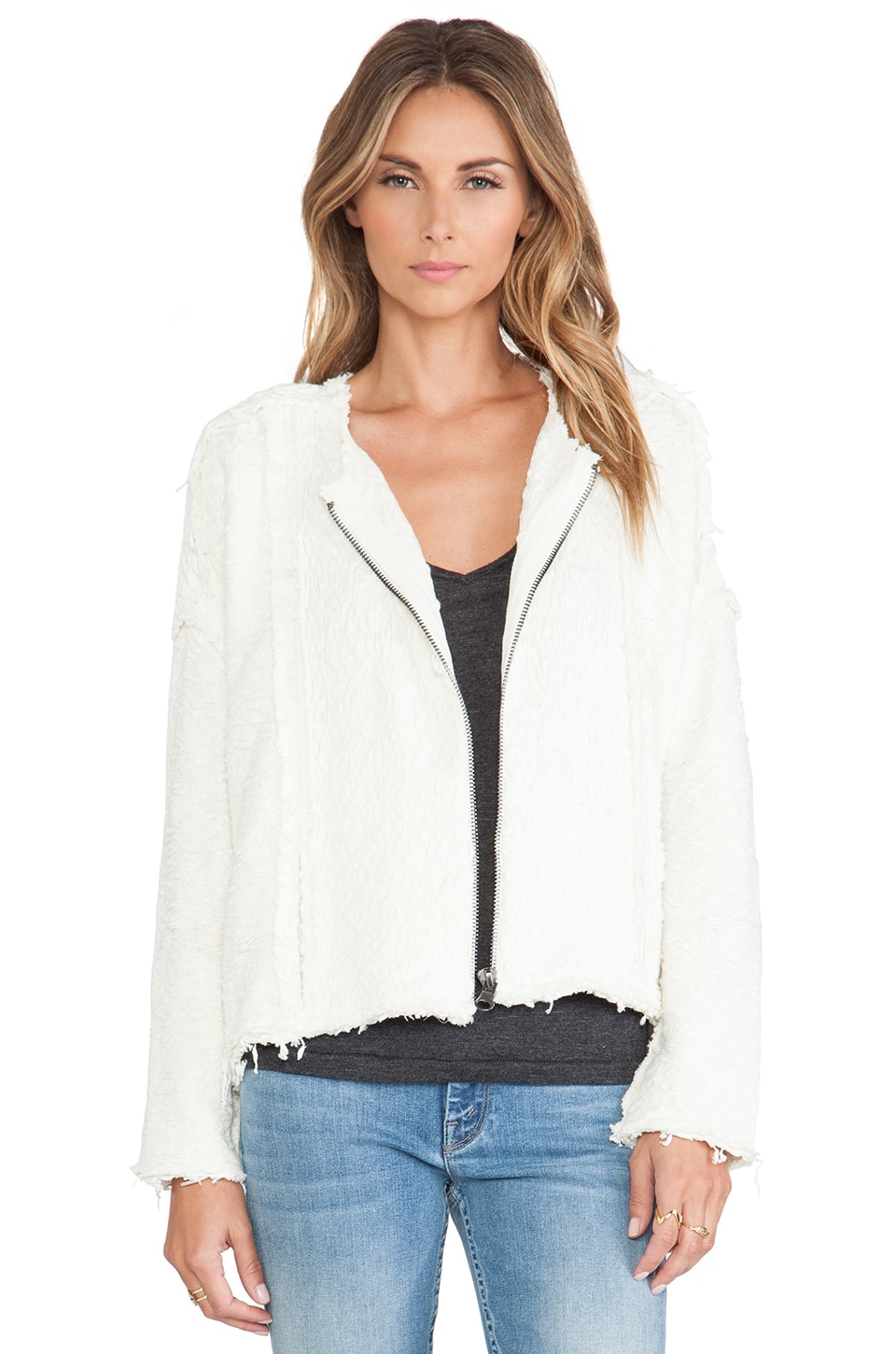 Free People Favorite Crush Cardigan in Ivory Combo