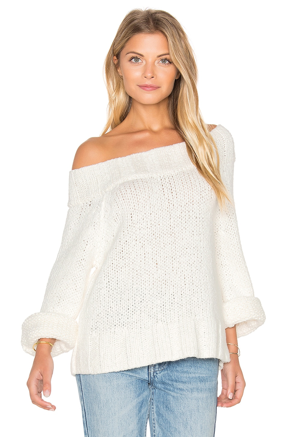 Beachy Slouch Sweater