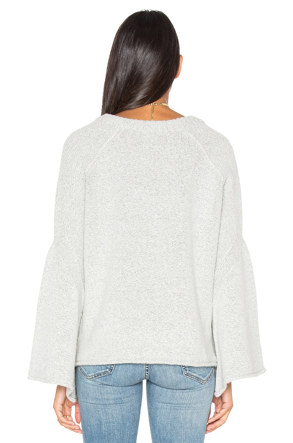 FREE PEOPLE Wools LOVELY LINES PULLOVER