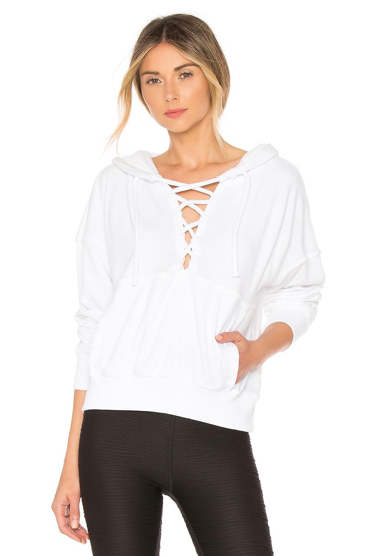 Free People X FP Movement Believer Sweatshirt in White