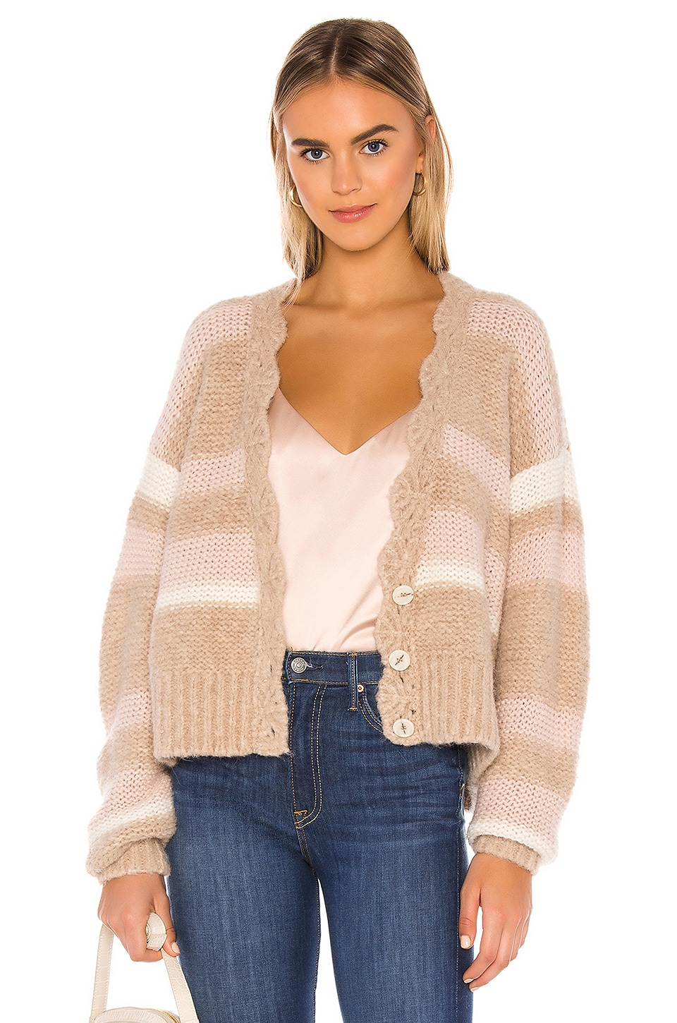 Free People Accessories Fine Time Cardigan