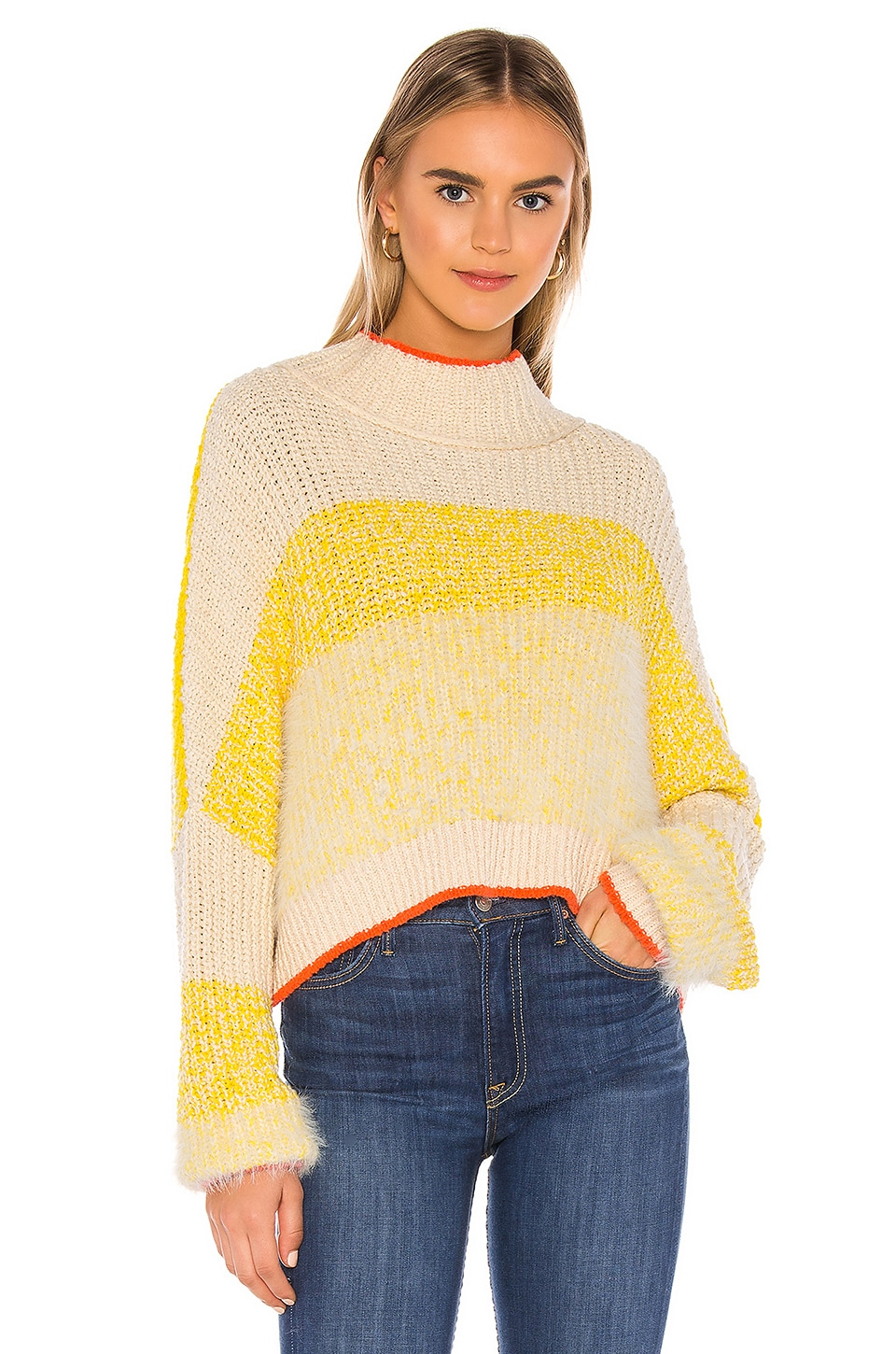 Free People Sweaters Sunbrite Sweater