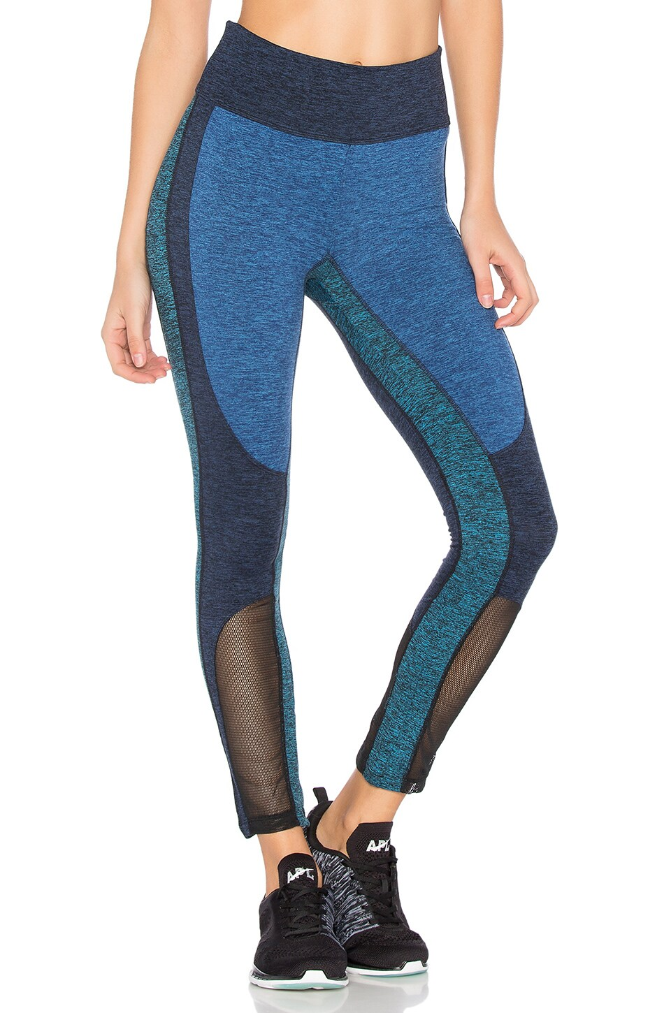 Color Blocked Dylan Legging by Free People