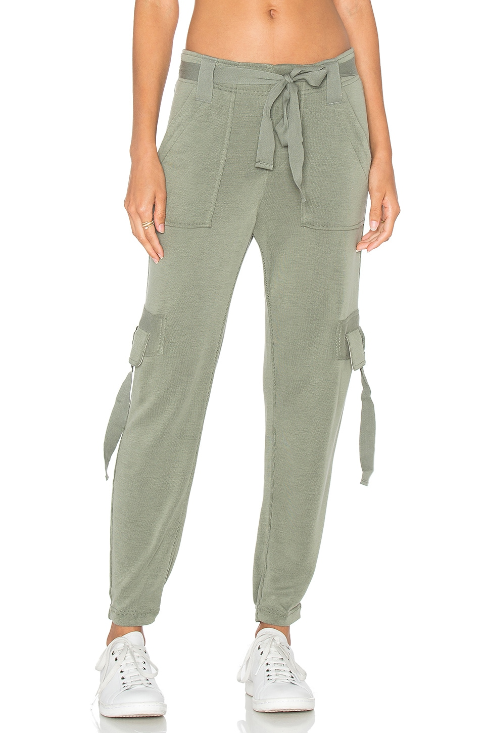 Free People Cannon Pant in Mint