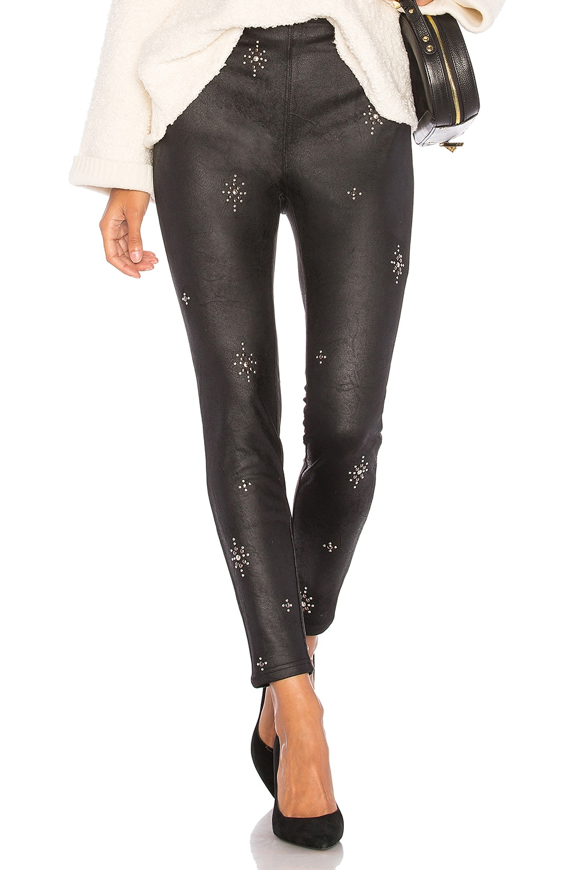 Embellished Vegan Skinny Pant
