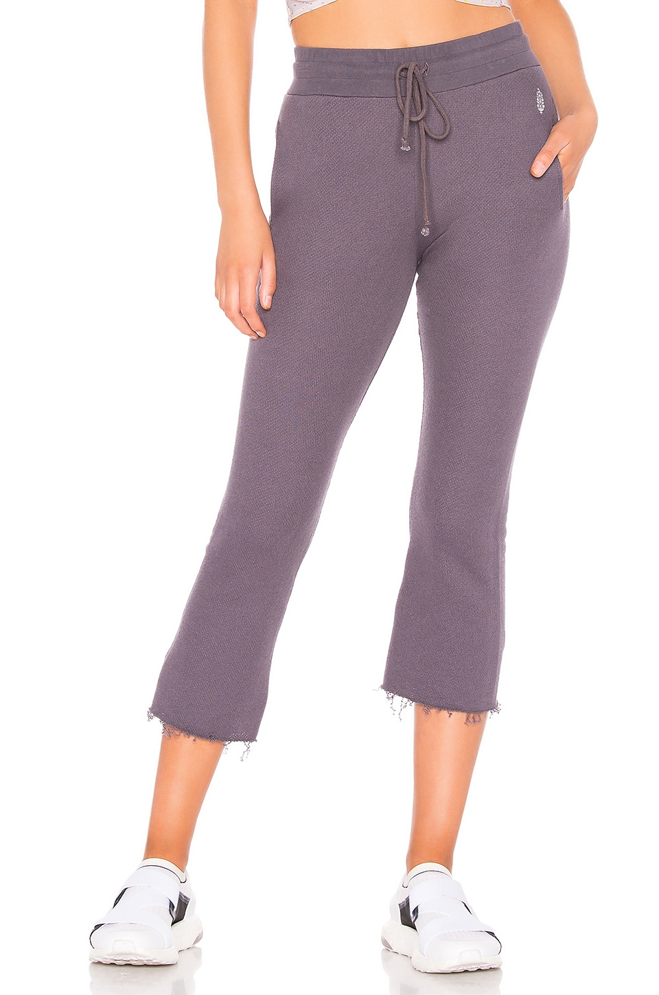 Free People X FP Movement Reyes Sweat Pant in Graphite