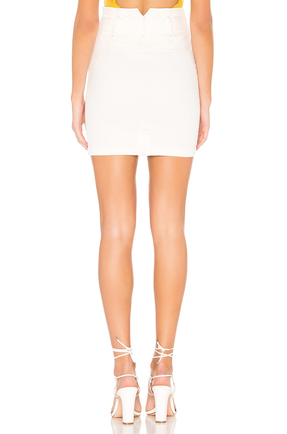 Free People Skirts Livin It Up Pencil Skirt