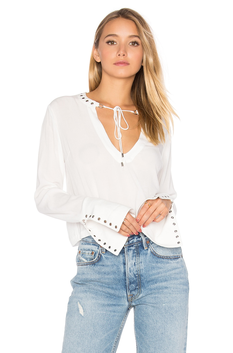 Nu Nu Jump to the Beat Top by Free People