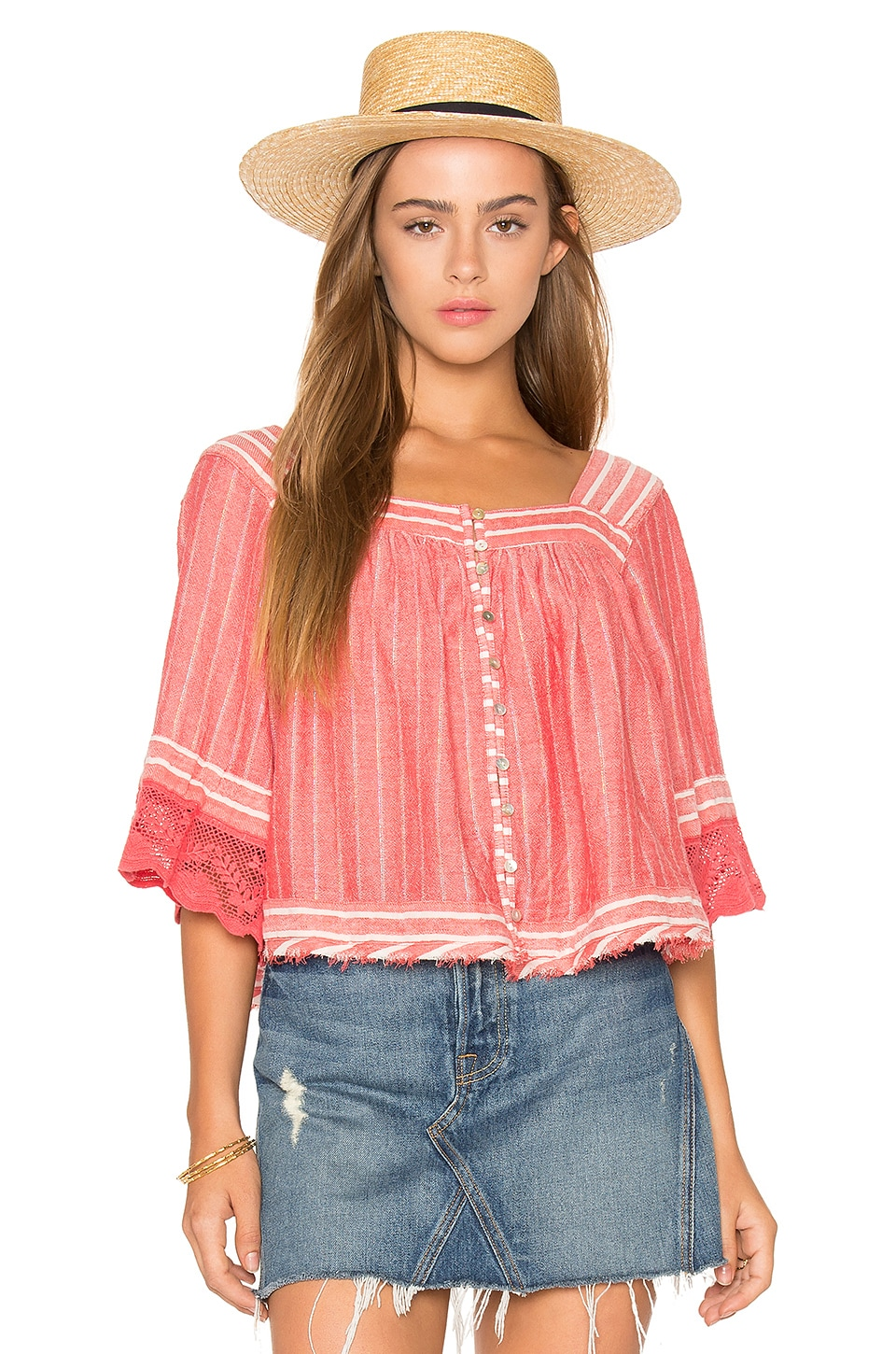 See Saw Top by Free People