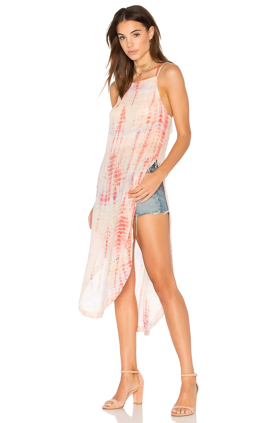 Remember When Maxi Top by Free People