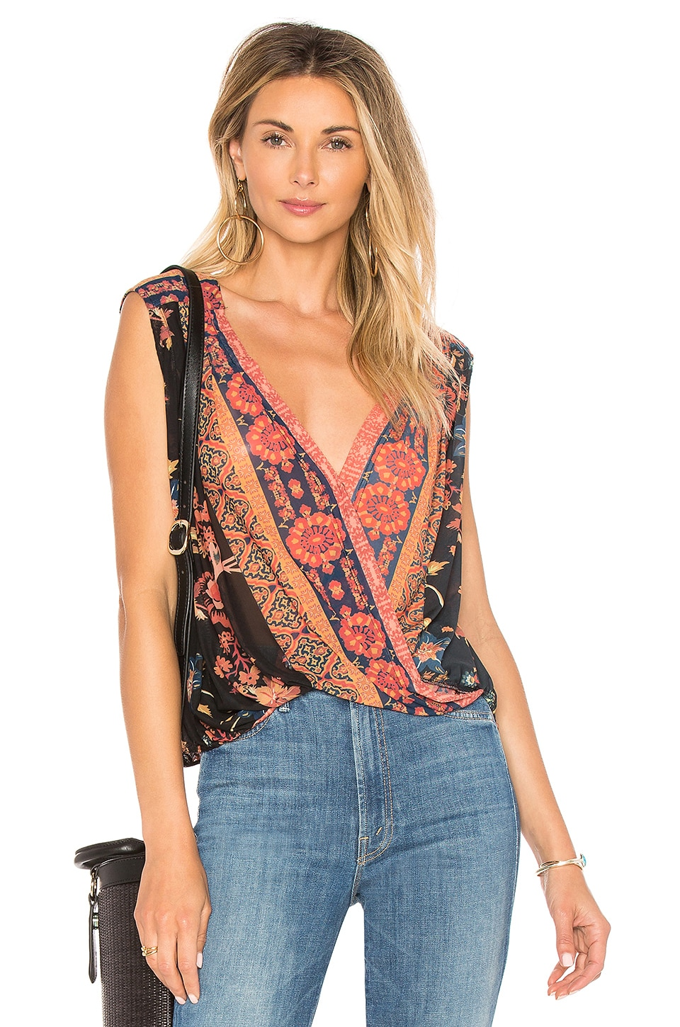 Havana Muscle Tank in Black. - size XS (also in L) Free People Pay With Visa Clearance Best Store To Get Geniue Stockist Cheap Online BIGdGte