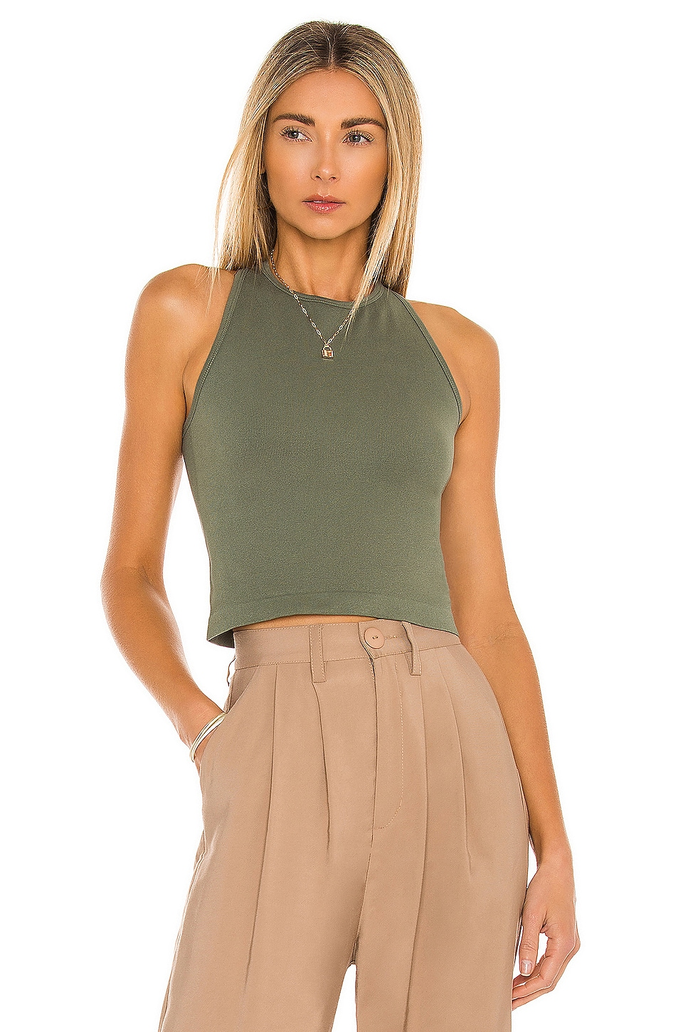 Hayley Racerback Tank Top             Free People                                                                                                       CA$ 39.21 4
