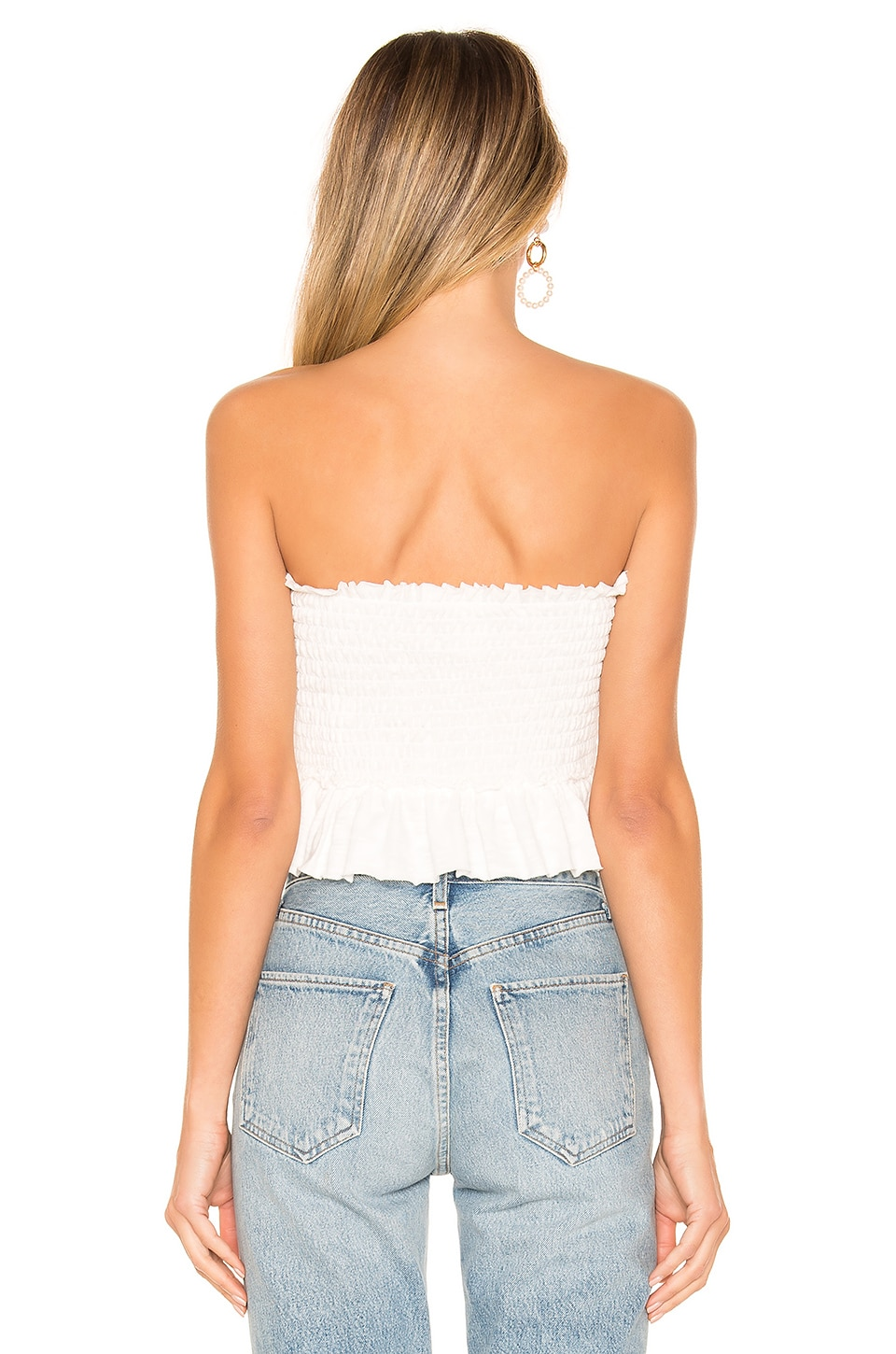 Free People Accessories Babe Tube Top