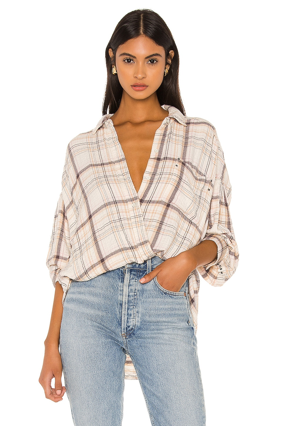 Free People CHEMISE HIDDEN VALLEY