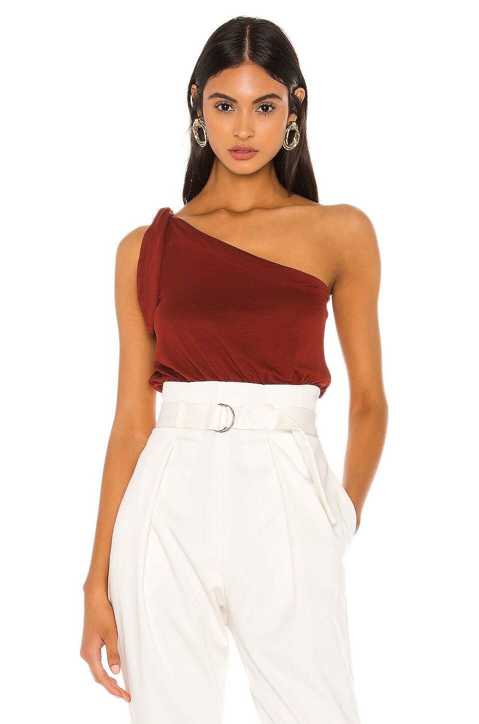 Free People Shindig Tank in Terracotta