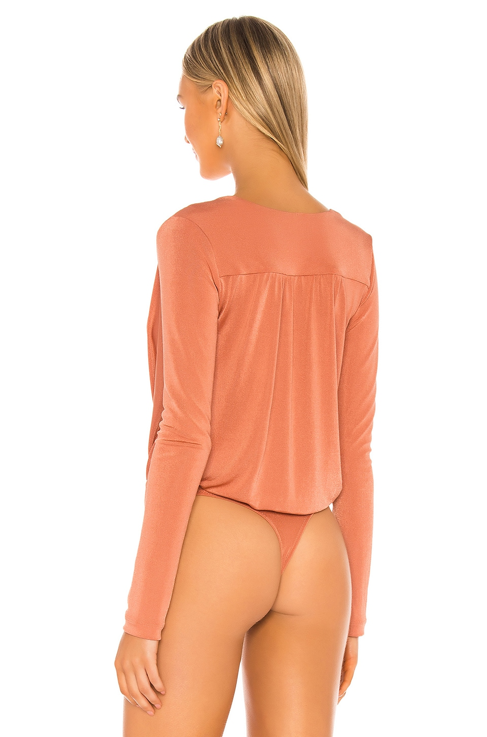 Turnt Bodysuit, view 4, click to view large image.