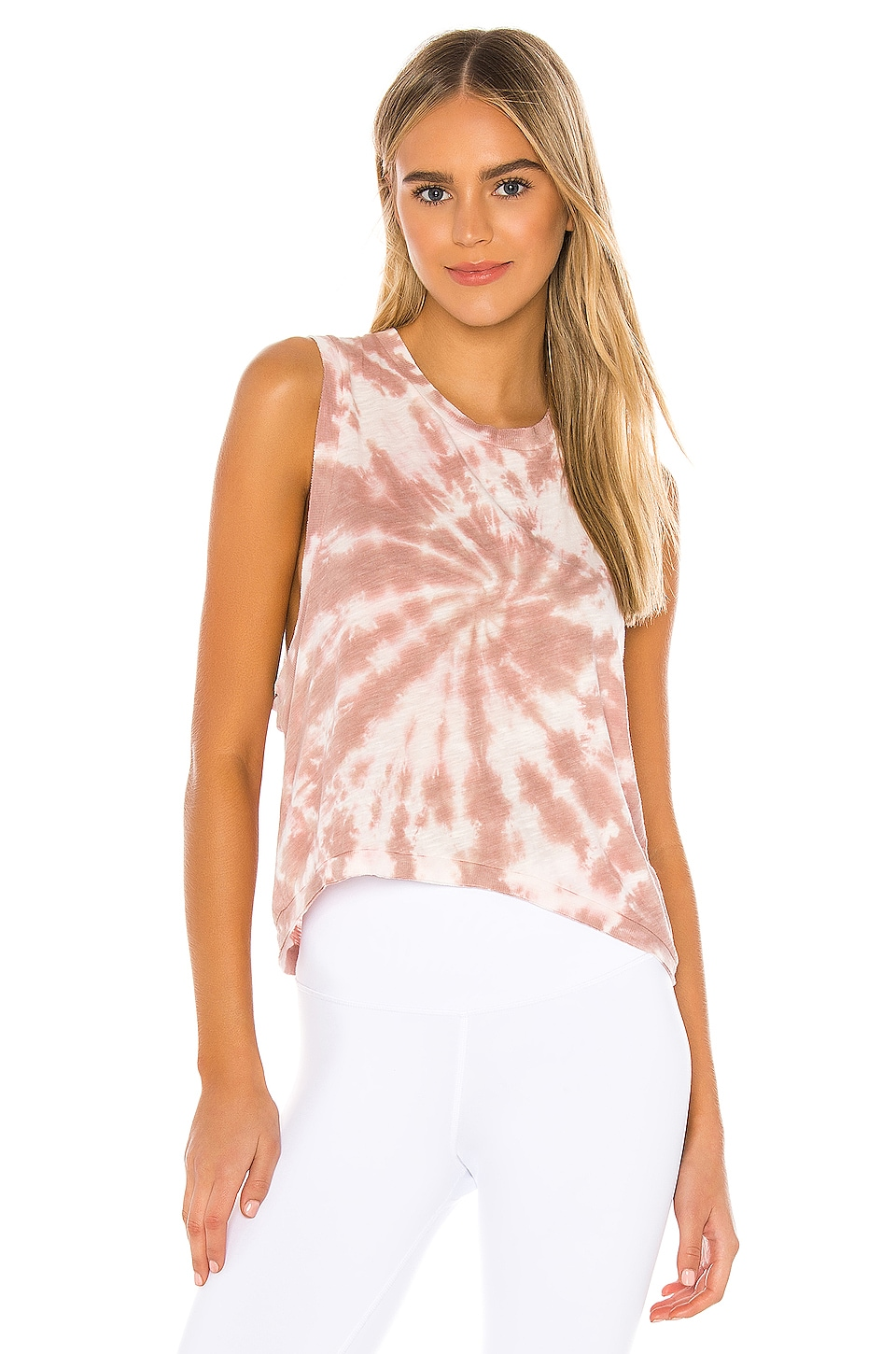 Free People Love Tank in Taupe